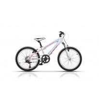 Bicicleta Cross Speedster 20 2017 - Alb/Abastru/Roz