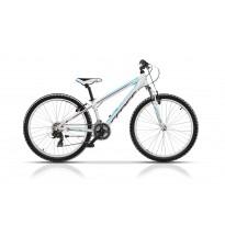 Bicicleta Cross Speedster 26 2017 - Alb/Albastru/Mov