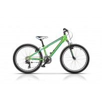 Bicicleta Cross Speedster 24 2017 - Verde/Abastru/Negru