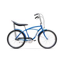 Bicicleta Pegas Strada 1 Albastru Cobalt 2017