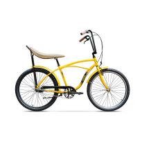 Bicicleta Pegas Strada 1 Galben Stup 2017