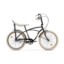 Bicicleta Pegas Strada 1 Negru Mat 2017