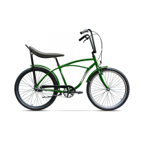 Bicicleta Pegas Strada 1 Verde Smarald 2017