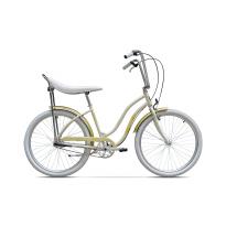 Bicicleta Pegas Strada 2 Alb Perlat 2017