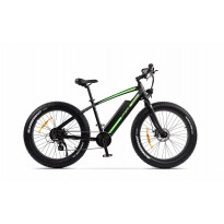 Bicicleta Pegas Suprem Dinamic E-Bike Negru Mat 2018