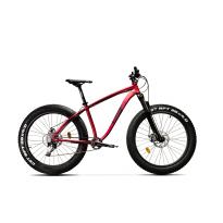 Bicicleta Pegas Suprem Rosu Mat 2017