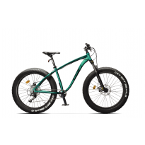 Bicicleta Pegas Suprem Verde Smarald 2017