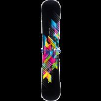 Snowboard TRANS FE 2014 - Top