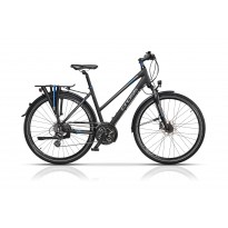 Bicicleta Cross Travel Lady Trekking 28 2017