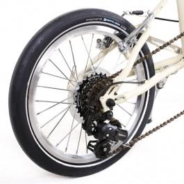 Bicicleta Pegas Teoretic Crem Inghetata 2017