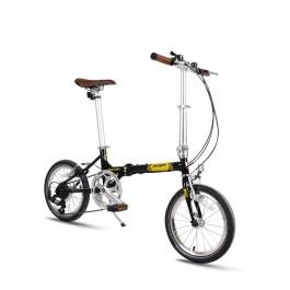 Bicicleta Pegas Teoretic Negru Stelar 2017