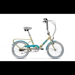 Bicicleta Pegas Practic Crem Inghetata 2017