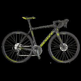 Bicicleta SCOTT Addict 30 Disc 2018