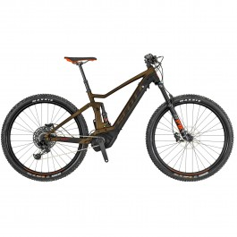 Bicicleta SCOTT Strike eRIDE 920 2019