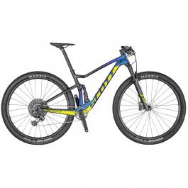 Bicicleta SCOTT Spark RC 900 Team Issue AXS 2020