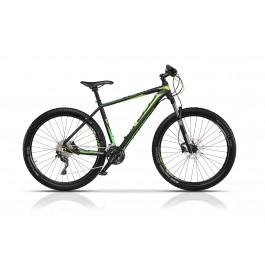 Bicicleta Cross Euphoria 27.5 2017 - Negru/Verde