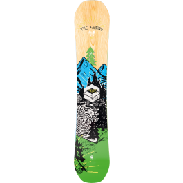 Placa snowboard F2 T-Ride Green 2019