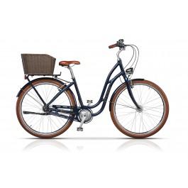 Bicicleta Cross Picnic Pro 28 2017 - Albastru/Maro