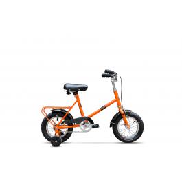 Bicicleta Pegas Soim Portocaliu Morcov 2017