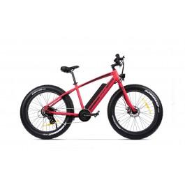 Bicicleta Pegas Suprem Dinamic E-Bike Rosu Mat 2018