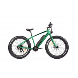 Bicicleta Pegas Suprem Dinamic E-Bike Verde Smarald 2018